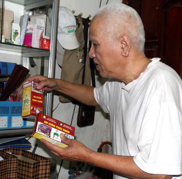 Ông Trịnh Thúc Nghi sống sót một cách thần kỳ sau 4 lần tai biến, nhờ thuốc An cung trúc hoàn