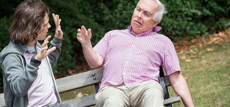 Khắc phục biến chứng rối loạn ngôn ngữ do tai biến mạch máu não