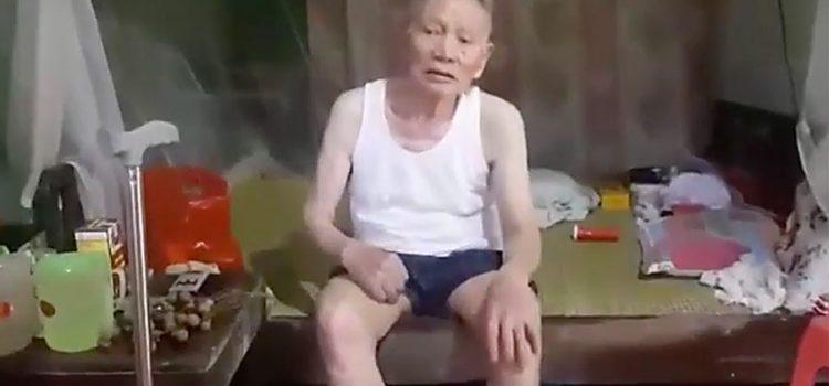 Người đàn ông 85 tuổi tai biến liệt toàn thân, phục hồi nhờ an cung trúc hoàn