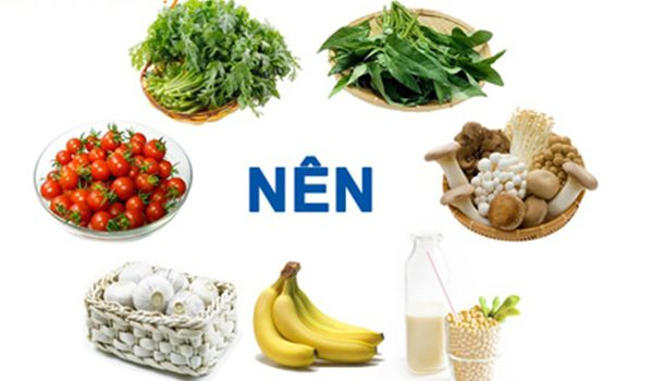 Người bị cao huyết áp nên ăn gì và kiêng gì