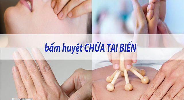 Phương pháp chữa tai biến bằng massage, bấm huyệt mà bạn không nên bỏ qua