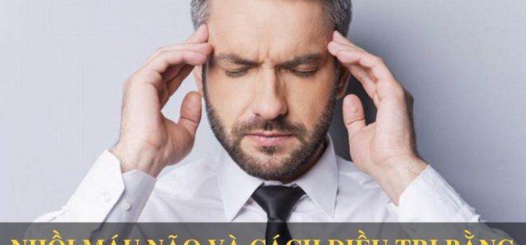 Nhồi máu não và cách điều trị bằng An Cung Trúc Hoàn