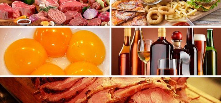 Bị xuất huyết não nên kiêng ăn gì?
